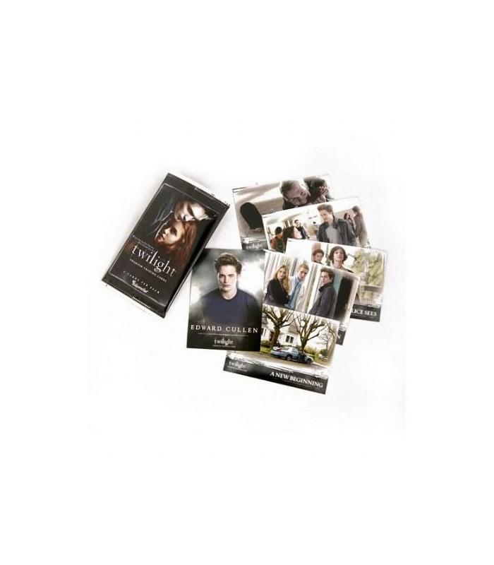 Sobre de Trading Cards Postales con Foto Twilight (Crepúsculo)