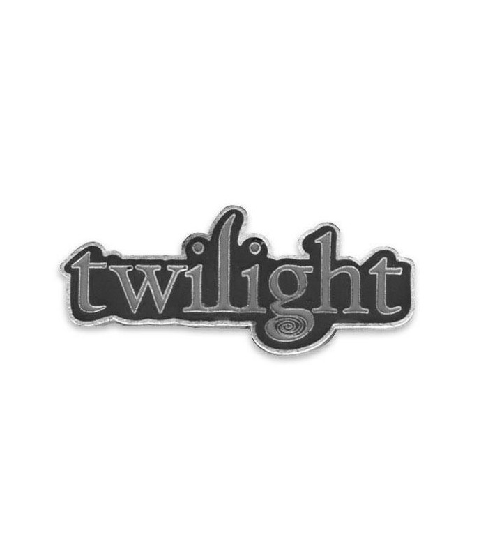 Pin Logo Twilight (Crepúsculo)