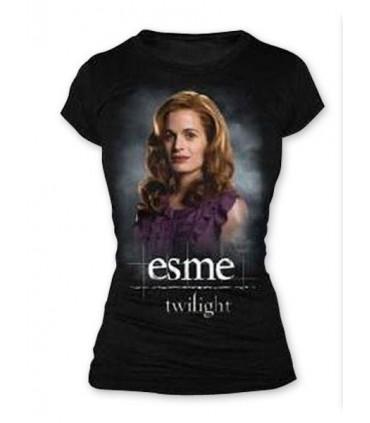 Camiseta Esme Cullen Crepúsculo (Twilight) para Chica, Talla S