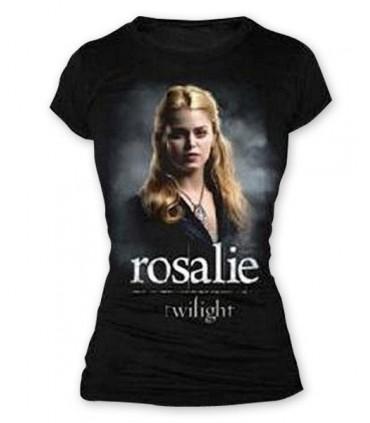 Camiseta Rosalie Cullen Crepúsculo (Twilight) para Chica Talla L