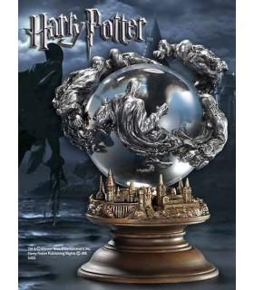 Bola de Cristal - Dementores Sobrevolando Hogwarts