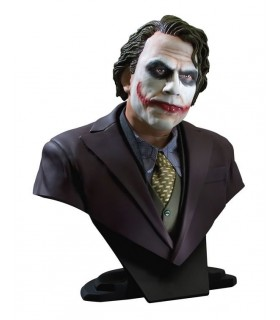 Busto Joker en Batman El Caballero Oscuro The Dark Knight E. 1:2