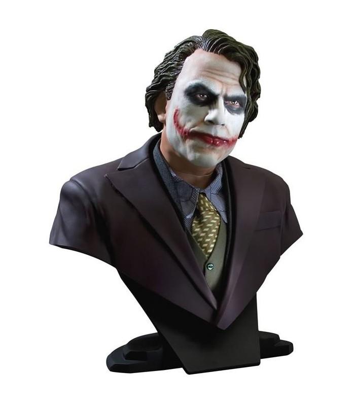 Busto Joker en Batman El Caballero Oscuro The Dark Knight E. 1:2