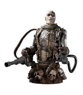 Busto T-600 Gatling Gun 15cms Terminator Salvation