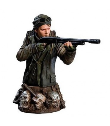 Busto Kyle Reese 15cms Terminator Salvation