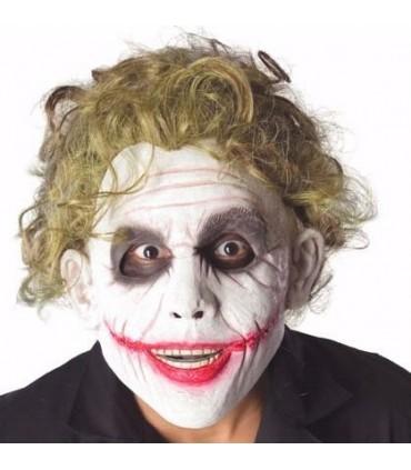 Máscara Joker Foam Latex Batman Caballero Oscuro Dark Knight