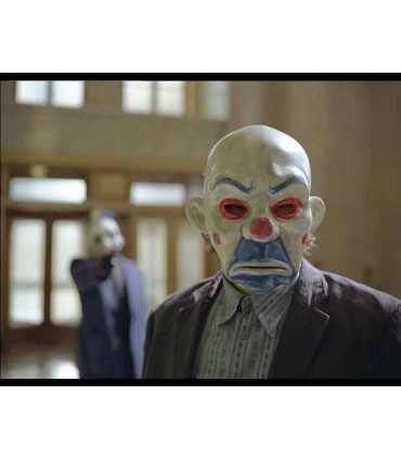 Máscara Joker Payaso Batman Caballero Oscuro Dark Knight
