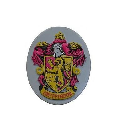 Imán Gryffindor Ovalado Emblema de la Casa de Harry Potter