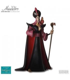 Jafar y Iago Estatua Jafar and Iago Villainous Vizier Aladdin
