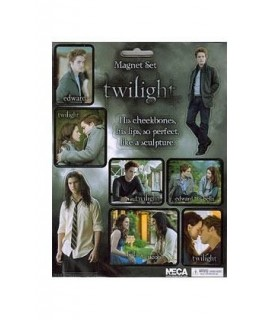 Imanes Jacob, Edward, Bella Set de 8 Crepúsculo (Twilight)
