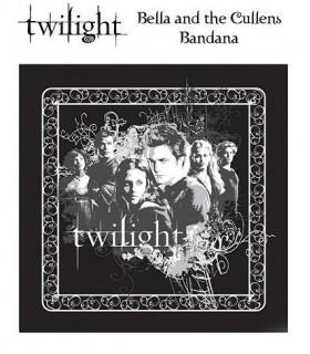 Bandana Bella y los Cullen Pañuelo Cabeza Twilight (Crepúsculo)