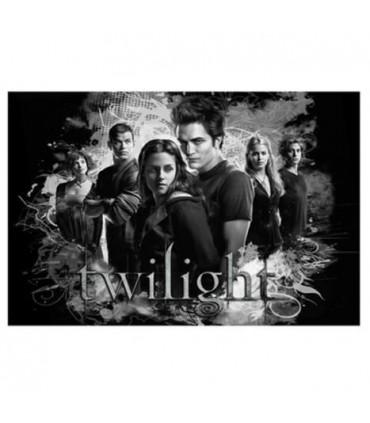 Funda para Cojín Bella y los Cullen Almohada Twilight Crepúsculo
