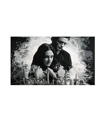 Funda para Cojín Edward y Bella Almohada Twilight Crepúsculo