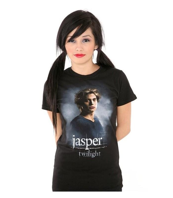 """Camiseta """"Jasper"""" Crepúsculo Twilight para Chica, Talla S"""