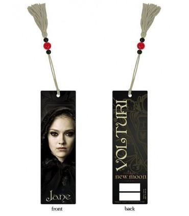 """Punto de Libro """"Jane"""" Luna Nueva New Moon Crepúsculo Twilight"""
