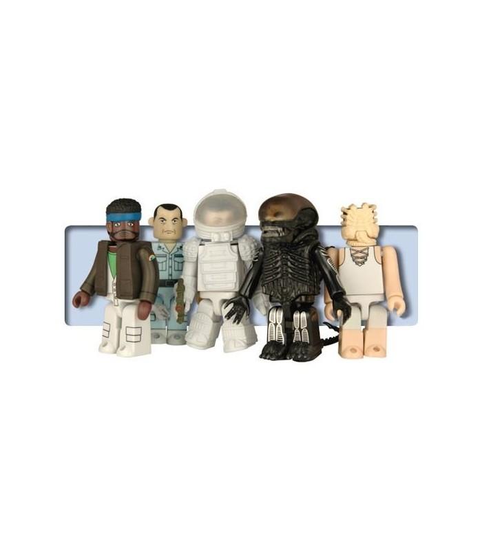 Figura Estilo Kubrick Serie 1: Alien, Ash, Parker, Kane, Ripley