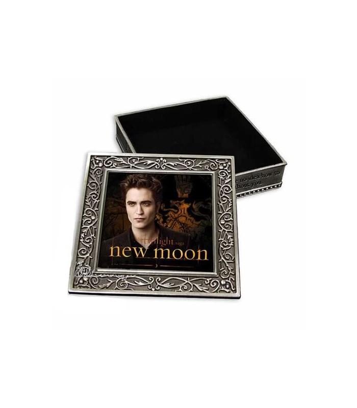 """Joyero Metálico """"Edward"""" en Luna Nueva (New Moon) Crepúsculo"""