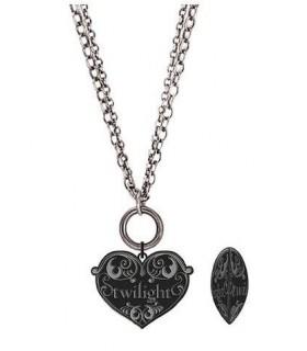 """Colgante """"Corazón"""" Luna Nueva (New Moon) Crepúsculo (Twilight)"""