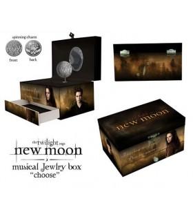 "Joyero Musical Caja de Música Luna Nueva New Moon ""Choose"""
