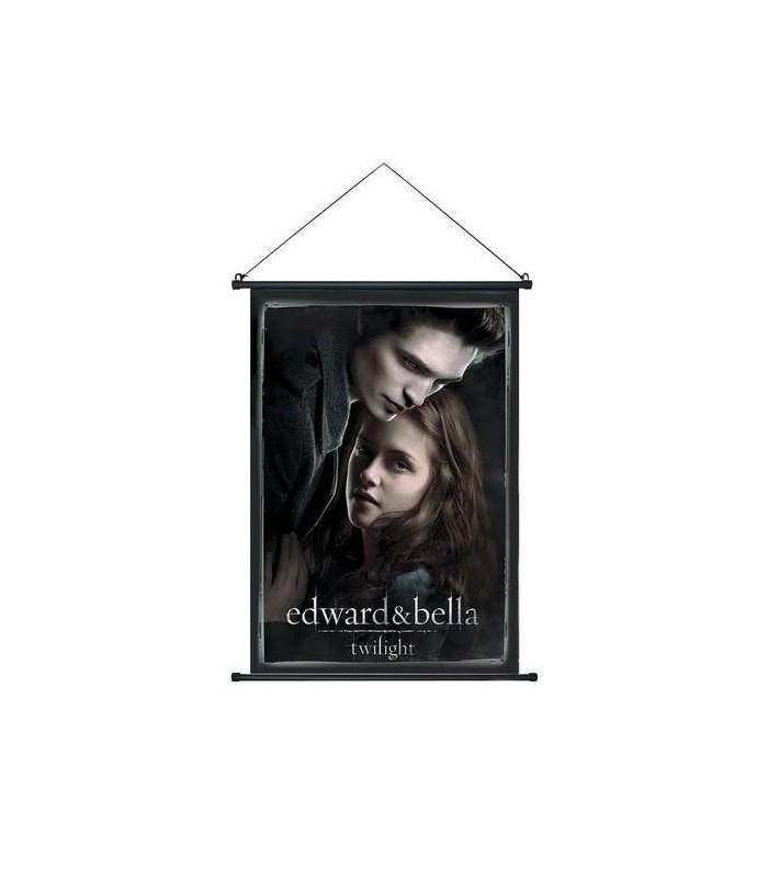 Poster de Tela Edward Cullen y Bella en Crepúsculo Twilight
