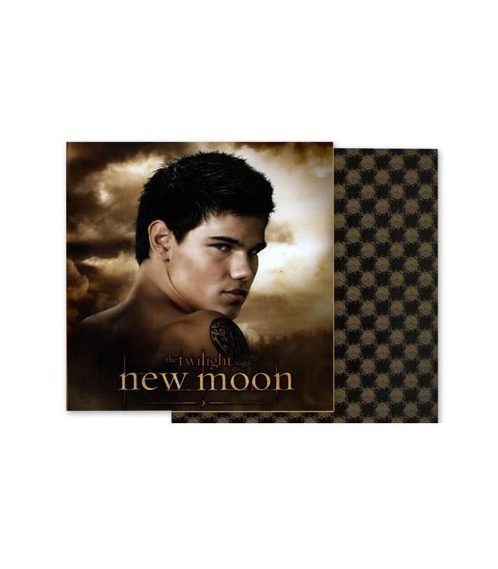 Funda Nórdica Jacob Black Luna Nueva New Moon Crepusculo