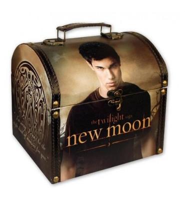 Mini Baúl Vintage Jacob Black Luna Nueva New Moon Crepúsculo