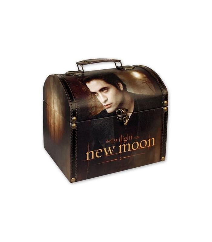 Mini Baúl Vintage Edward Cullen Luna Nueva New Moon Crepúsculo