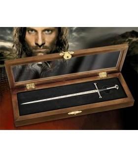 "Abrecartas Espada de Aragorn ""Anduril"""