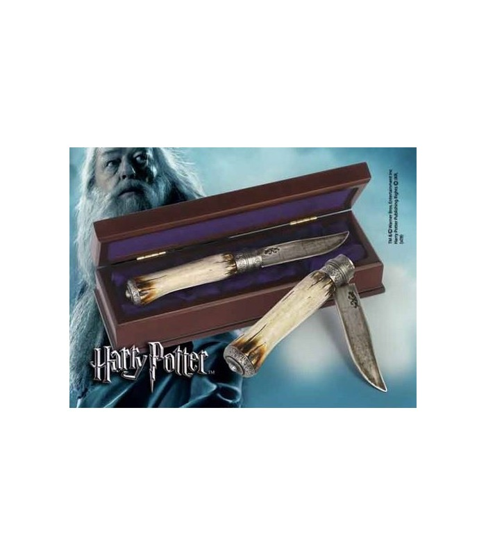 Cuchillo de Dumbledore Harry Potter y el Príncipe Mestizo