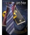 Corbata Ravenclaw 100% Seda (Noble Collection)