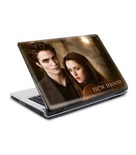 """Adhesivo para Portátil 15"""" Edward y Bella Luna Nueva Crepúsculo"""