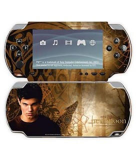 Adhesivo Decorativo para PSP Jacob Black Luna Nueva Crepúsculo