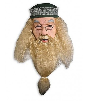 Máscara Profesor Albus Dumbledore Harry Potter