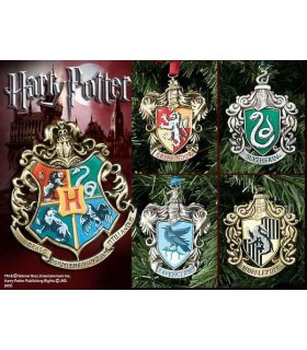 Adornos Arbol Navidad de Hogwarts Harry Potter