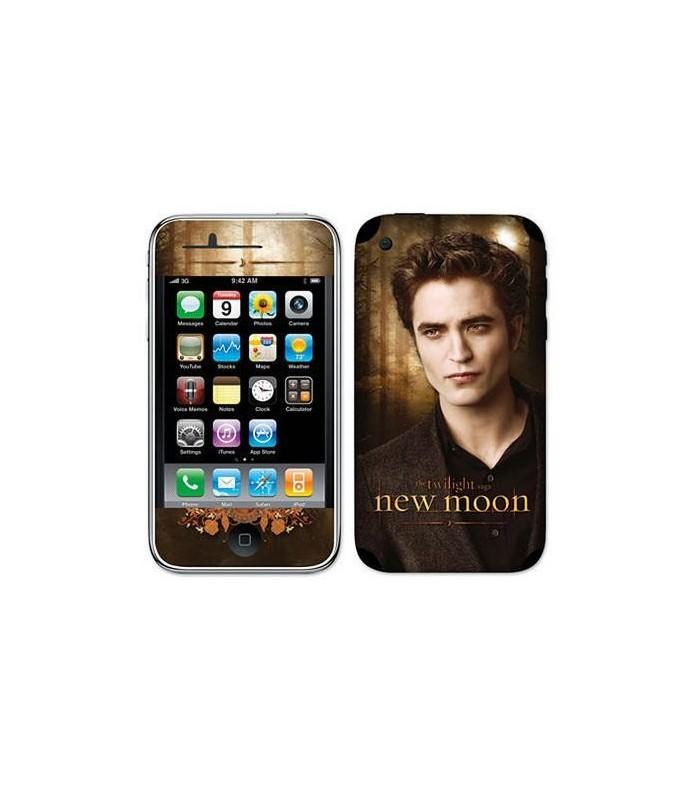 Adhesivo Decorativo iPhone Edward Cullen Luna Nueva Crepúsculo