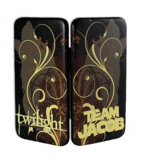 "Cartera Billetera ""Team Jacob"" Luna Nueva New Moon Twilight"