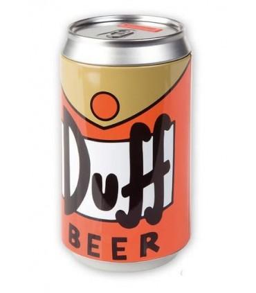 Hucha Lata Cerveza Duff Beer Los Simpsons