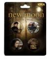 Chapas Jacob Wolf Pack Set de 4 Luna Nueva Crepusculo New Moon