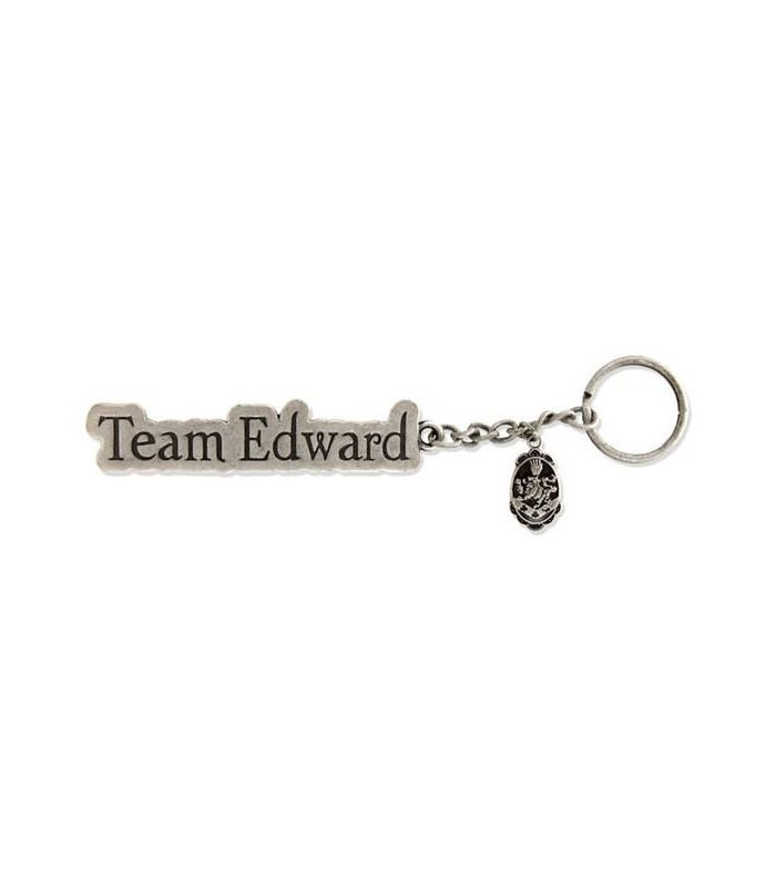 "Llavero ""Team Edward"" Luna Nueva Crepusculo New Moon Twilight"
