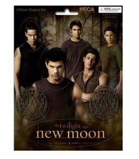 Imanes Clan Quileute Luna Nueva Crepusculo New Moon Twilight