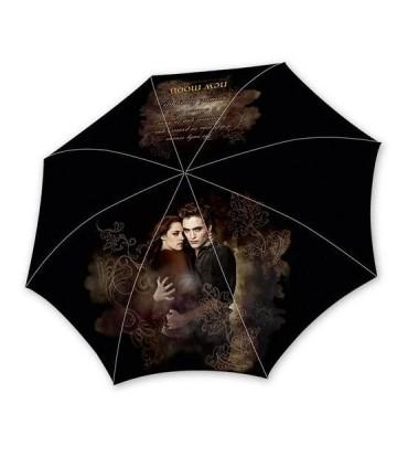 Paraguas Edward y Bella Luna Nueva Crepusculo New Moon Twilight