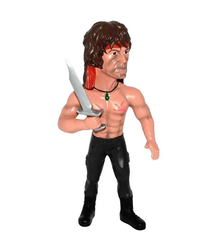 Cabezón Figura Rambo Xtreme Dform