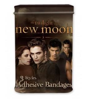 Tiritas de Luna Nueva Diseño Crepúsculo New Moon Twilight