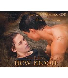 Calendario 2010 Inglés Jacob y Bella Luna Nueva Crepusculo