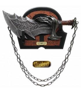 Espadas del Caos Kratos God of War (Set de 2) Edición Limitada