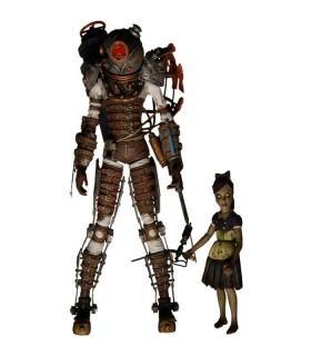 Figuras Big Sister + Little Sister Bioshock 2 18cm