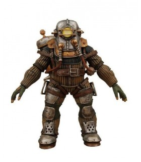 Figura Big Daddy Rosie Bioshock Replica 20cm