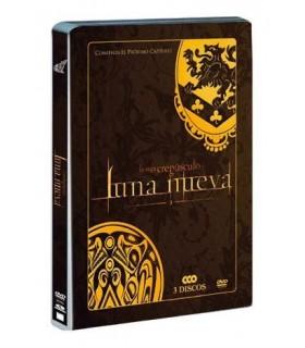 Caja Metálica Edición Especial 3 DVD Luna Nueva Crepúsculo