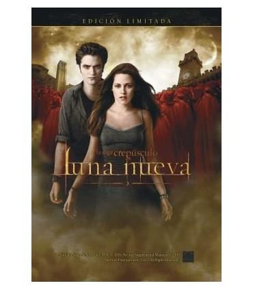 Cofre Edición Limitada 3 DVD Luna Nueva Crepúsculo New Moon