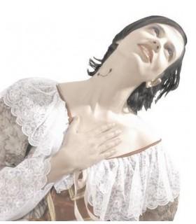 Maquillaje Latex Efectos Especiales Mordedura de Vampiro